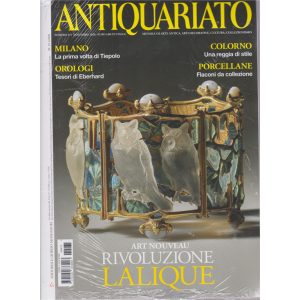 Antiquariato - n. 475 - novembre 2020 - mensile