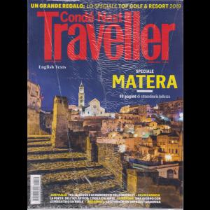 Conde Nast Traveller - Matera - n. 79 - trimestrale - spring 2019 - + un grande regalo: lo speciale top golf & resort 2019 - 2 riviste