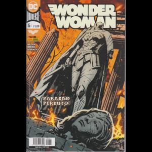 Wonder Woman - n. 5 - Paradiso perduto! - mensile - 29 ottobre 2020