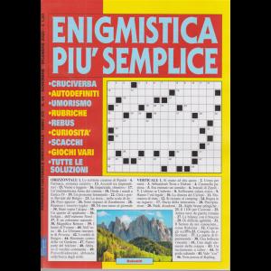 Enigmistica piu' semplice - n. 64 - bimestrale - novembre - dicembre 2020