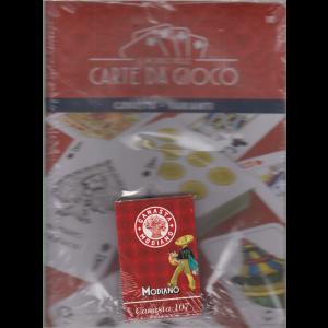 Il mondo delle carte da gioco - Canasta 107 -  Varianti - n. 10 - 31/10/2020 - settimanale