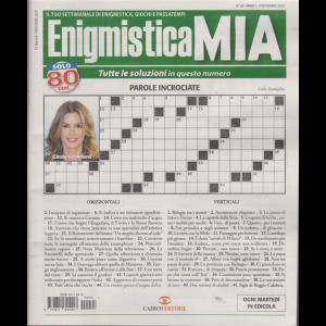 Enigmistica Mia - n. 45 - 9 novembre 2020 - settimanale