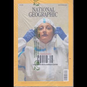 National Geographic - Numero Speciale, Covid - 19 - La pandemia che ha cambiato il mondo - novembre 2020 - n. 5 - mensile