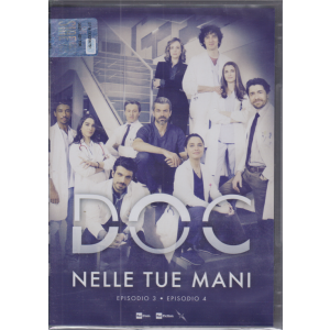 I Dvd di Sorrisi Collection  5 - n. 12 - Doc - Nelle tue mani -episodio 3 - episodio 4 -  novembre 2020 -
