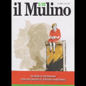Il Mulino - n. 511  - 28 ottobre 2020 - bimestrale -