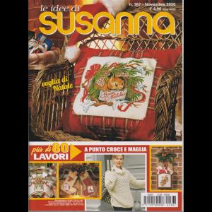 Le idee di Susanna - n. 367 - novembre 2020 - mensile