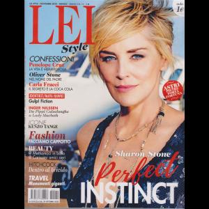 Lei style - n. 11 - novembre 2020 - mensile