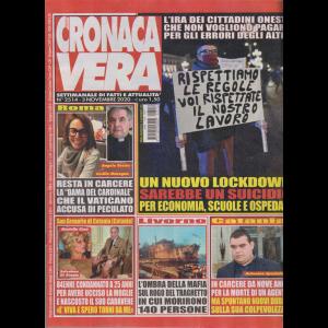 N.Cronaca Vera - n. 2514 - 3 novembre 2020 - settimanale di fatti e attualità