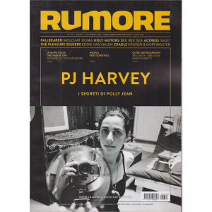 Rumore - Pj Harvey - n. 346 - mensile - novembre 2020