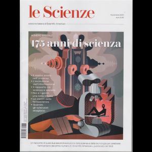 Le Scienze - n. 627 - novembre 2020 - mensile