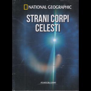 National Geographic - Strani corpi celesti - n. 55 - settimanale 30/10/2020 - copertina rigida