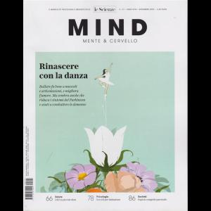 Mind-Mente & Cervello - Rinascere con la danza - n. 191 - novembre 2020 - mensile