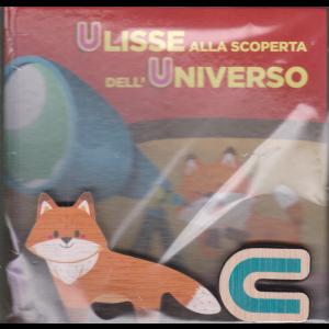 Impara l'alfabeto con i tuoi animali preferiti - Ulisse alla scoperta dell'Universo - n. 22 - settimanale - 31/10/2020 - copertina rigida