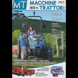 Macchine Trattori - n. 210 - novembre 2020 - mensile