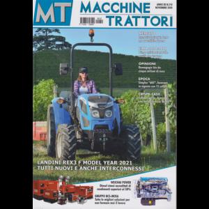 Abbonamento Macchine Trattori (cartaceo  mensile)