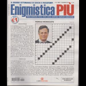 Enigmistica Piu' - n. 45 - settimanale - 10 novembre 2020