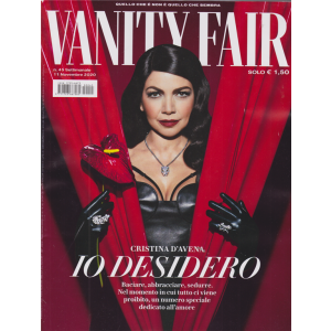 Vanity Fair - n. 45 - settimanale - 11 novembre 2020
