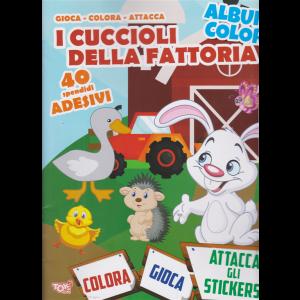 Toys2 Games - Album color - I cuccioli della fattoria - n. 39 - bimestrale - 22 ottobre 2020 -