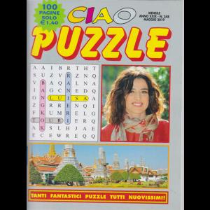 Ciao Puzzle - n. 348 - mensile - maggio 2019 - 100 pagine
