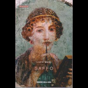 Grandi Donne della storia - Saffo - di Luca Mori - n. 18 - settimanale -