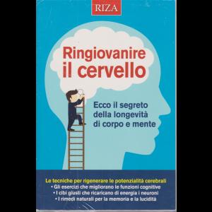 Riza Psicosomatica- Ringiovanire il cervello - n. 477 - novembre 2020 -