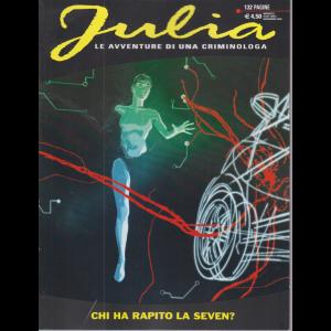 Julia Kendall - Chi ha rapito la Seven? - n. 266 - mensile - novembre 2020 - 132 pagine