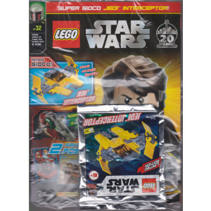 Panini Space - Lego Star Wars n. 32 - bimestrale 21 novembre 2019