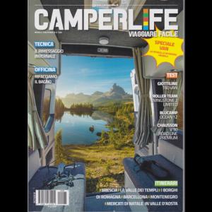 Abbonamento Camperlife (cartaceo  mensile)