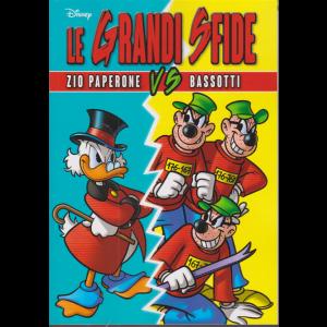 Disney Team - n. 87 - Le grandi sfide - Zio Paperone vs Bassotti - bimestrale - 3 novembre 2020 -