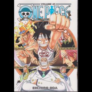 One Piece -n. 45 - settimanale