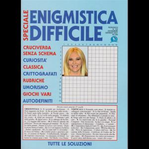 Speciale Enigmistica difficile - n. 132 - novembre - gennaio 2020 -