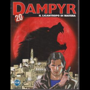 Dampyr - Il  licantropo di Matera - n. 248 - 4 novembre 2020 - mensile