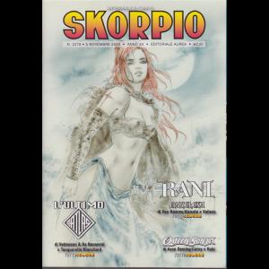 Skorpio - n. 2279 - 5 novembre 2020 -