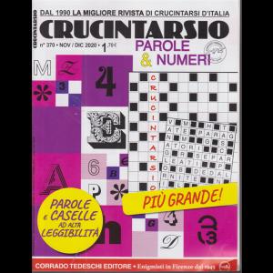 Crucintarsio - n. 370 - novembre - dicembre 2020 - bimestrale