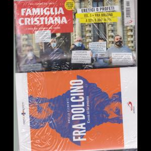 Famiglia cristiana - + il libro di Angelo Clemente - Eretici o profeti - Fra Dolcino - L'eresia del far penitenza - n. 45 - 8 novembre 2020 - settimanale
