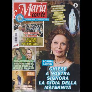 Maria con te - n. 45 - 8 novembre 2020 - settimanale
