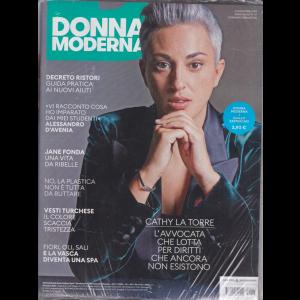 Donna Moderna  + Giallo zafferano - n. 47 - 5 novembre 2020 - settimanale - 2 riviste