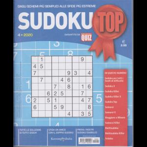 Sudoku Top - n. 4 - 5/11/2020 - trimestrale