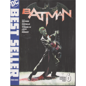 Dc Best Seller - Batman - n. 6 - mensile - 5 novembre 2020 -