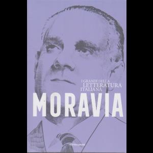 I grandi della letteratura italiana - Moravia - n. 28 - settimanale - 3/11/2020