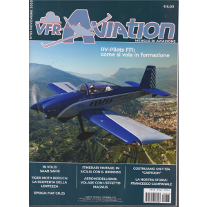 Vfr Aviation - n. 65 - novembre 2020 - mensile
