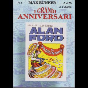 I grandi anniversari - Alan Ford - n. 5 - Il padrinino - a colori