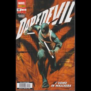 Devil & I  Cavalieri Marvel - n. 110 - mensile - 5- L ' uomo in maschera - novembre 2020 -