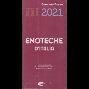 Gambero Rosso 2021 - Enoteche d'Italia - 3/11/2020 -