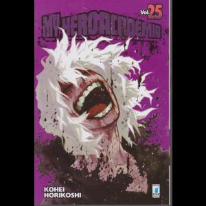 Dragon -n. 267 -  My Hero Academia n. 25 - mensile - novembre 2020 -