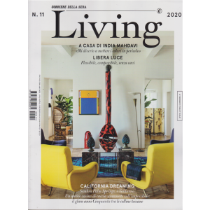 Living -  Mensile - n. 11 - novembre 2020 -