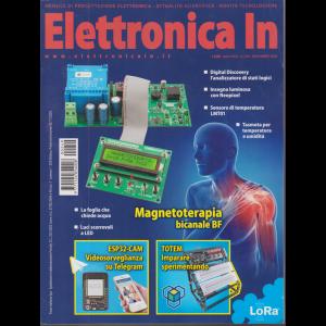 Elettronica In - n. 249 - novembre 2020 - mensile
