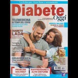 Diabete Oggi - n. 61 - novembre - dicembre 2020 - gennaio 2021 - trimestrale