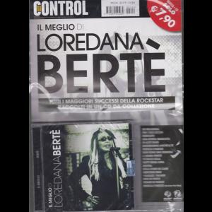 Saifam Music Control Var 08 - Il meglio di Loredana Bertè - rivista + cd