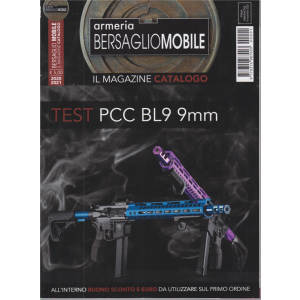 Armeria Bersaglio mobile - Il magazine catalogo - 10 novembre 2020 -